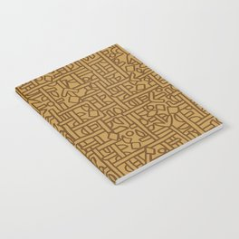 Ornament ethnic Notebook