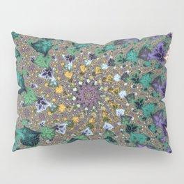 Fractal Paisleys Pillow Sham