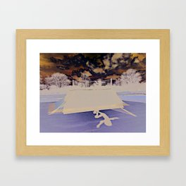 What is the Sacred Framed Art Print