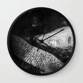 Sleep_Well Wall Clock