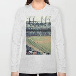 Take me out to the Ballgame! Long Sleeve T-shirt