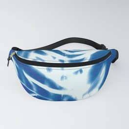 Nature Cyanotype III Fanny Pack