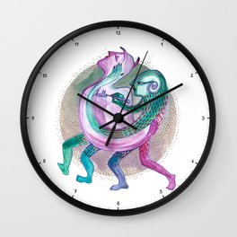 daemons - say something Wall Clock
