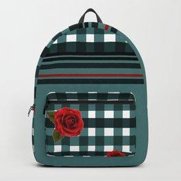 Gingham+Rose II Backpack