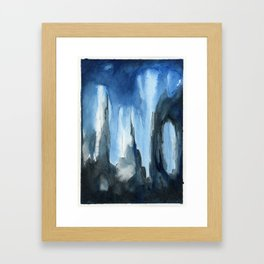 Abstract I Framed Art Print