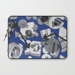 Type Blocks Laptop Sleeve