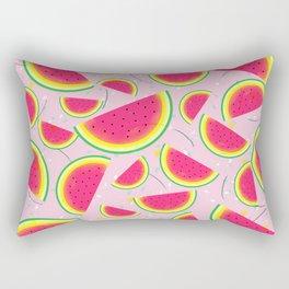 Melon Fiesta Pattern Rectangular Pillow