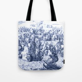 Naval Conquest Tote Bag