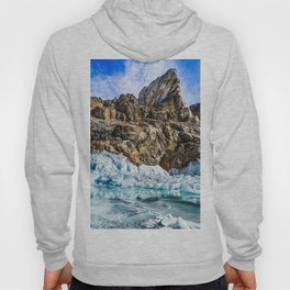 Sleeping dragon. Lake Baikal, island Olkhon Hoody