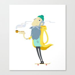 Street Sailor Canvas Print