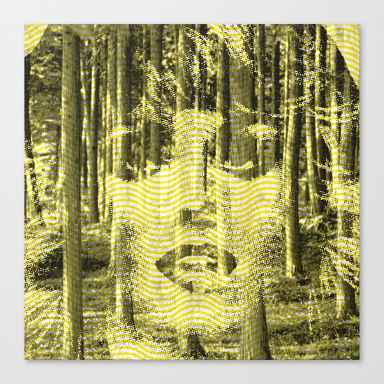 Lifelike. Canvas Print