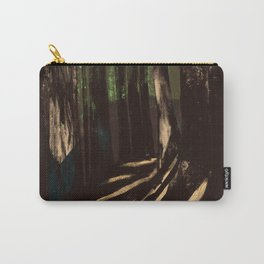 Path Through the Redwoods Carry-All Pouch