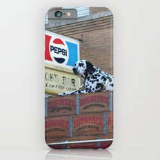 BUDWEISER Dalmation at Bob's Bar Slim Case iPhone 6s