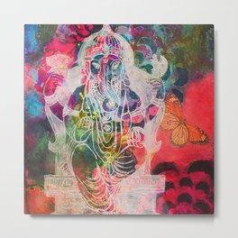 Jenny's Ganeesh Metal Print