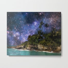 The Ultimate Canvas  Metal Print
