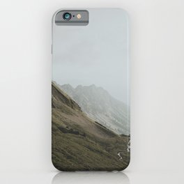 not to disappear iPhone Case