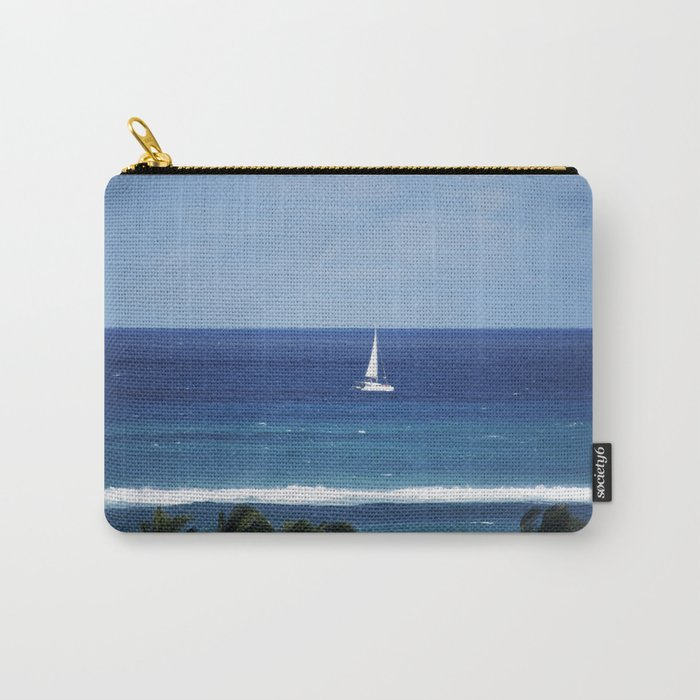 Bahamas Cruise Series 120 Carry-All Pouch