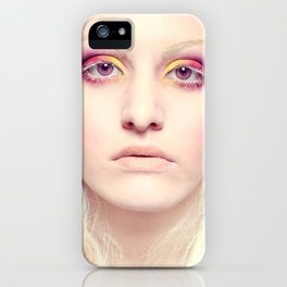Albino Beauty I iPhone Case
