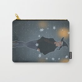 A Sea Witch's Blessed Yule Carry-All Pouch