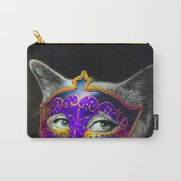 Cool Animal Art - Cat Carry-All Pouch