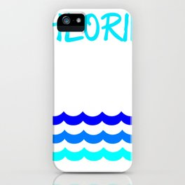 Funny Swimming Chlorine, It's what's for Breakfast Waves iPhone Case