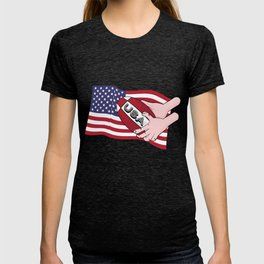 Rugby USA Flag T-shirt