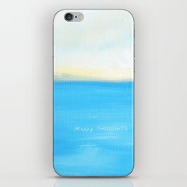 Waiting for the Sun, #5 iPhone Skin