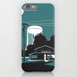 Corner store iPhone Case
