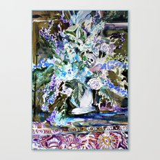Queen for a Day Canvas Print