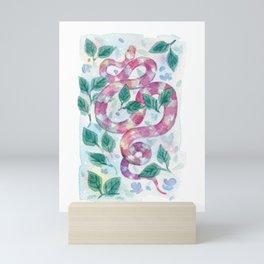 In the Water Mini Art Print