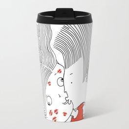 THE BIG KISS Travel Mug