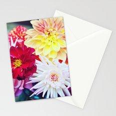Darling Dahlias I Stationery Cards