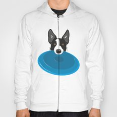 Border Collie - Disc Dog 2 Hoody