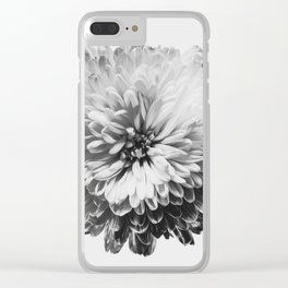 Floral Extravaganza Clear iPhone Case