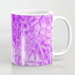 Beautiful metallic  futuristic pattern Coffee Mug