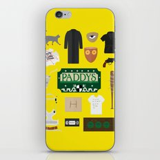 Always Sunny Collage  iPhone & iPod Skin