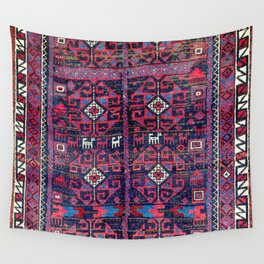 Baluch Khorasan Northeast Persian Rug Print Wall Tapestry