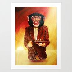 Joe Rogan Art Print