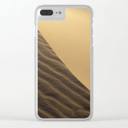 Of Shadows and Light Clear iPhone Case