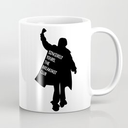 Sincerely Yours, The Breakfast Club Coffee Mug