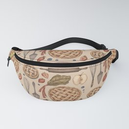 Pie Baking Collection Fanny Pack