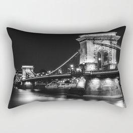 The charm of Budapest Rectangular Pillow