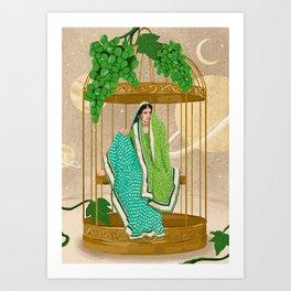 The Odyssey Art Print