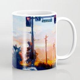 Triple Digits Coffee Mug