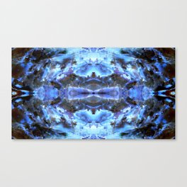 Spirit of Blue Canvas Print