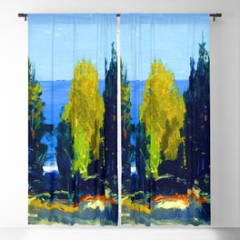 George Bellows The Grove Blackout Curtain