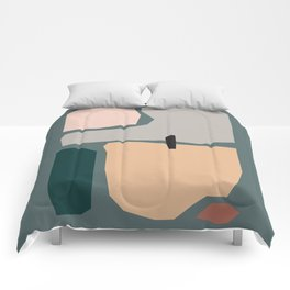 // Shape study #20 Comforters