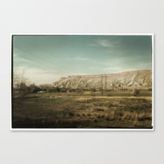 Colorado Foothills Canvas Print