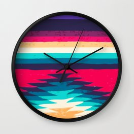 SURF GIRL Wall Clock