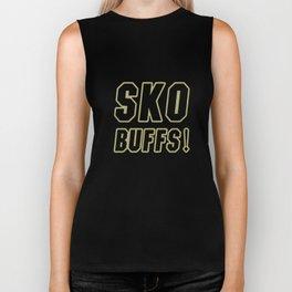 SKO buffs game t-shirts Biker Tank
